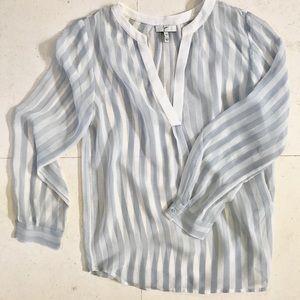 Joie chiffon blouse